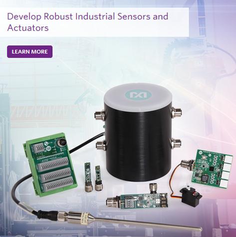 Maxim | Industrial Sensors Actuators