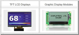 DisplayTechDisplays