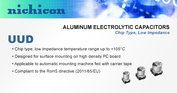 NICHICON-AluminumElectrolyticCapacitors-UUD-600x314