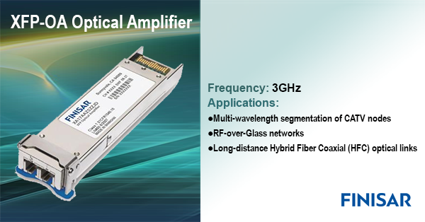 Finisar-XFP-OA-OpticalAmplifier-600x314
