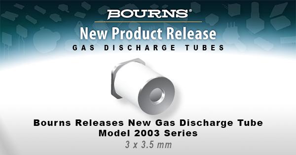 Bourns-GasDischargeTube-Model2003Series3x3