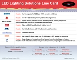 LightingSolutionsLinecard 155 x 180